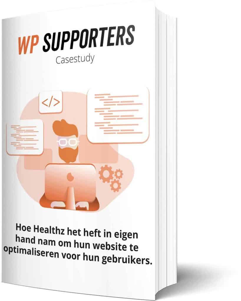 WordPress onderhoud case study