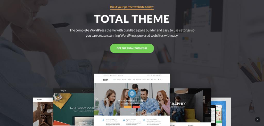 Snelle WordPress thema's van 2020 2