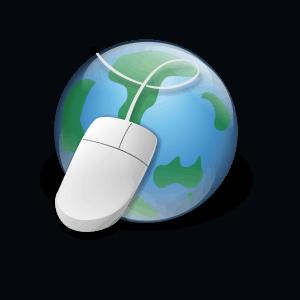 server en browser