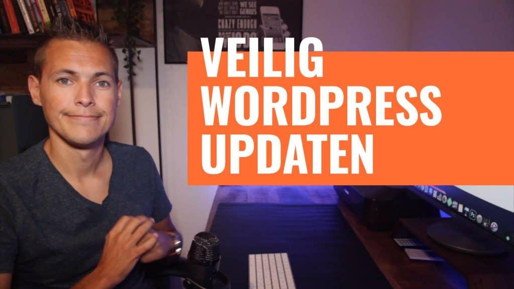 WordPress plugins veilig updaten zonder errors 1