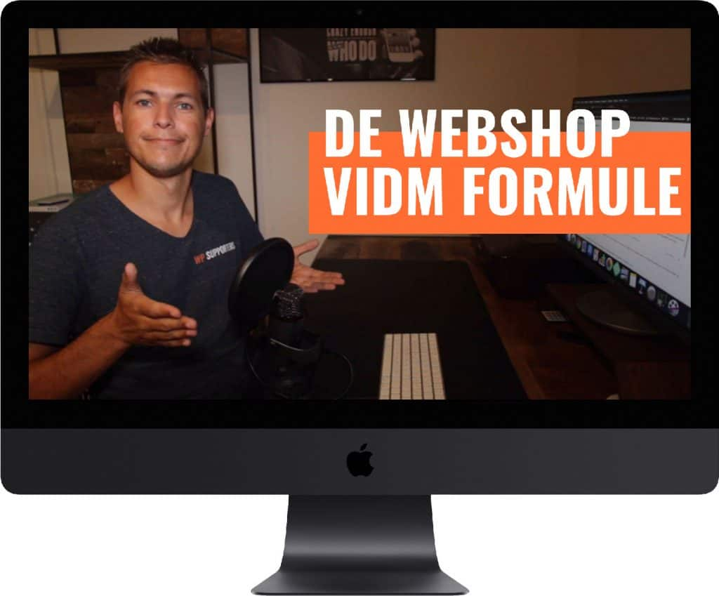 WordPress webshop maken 4