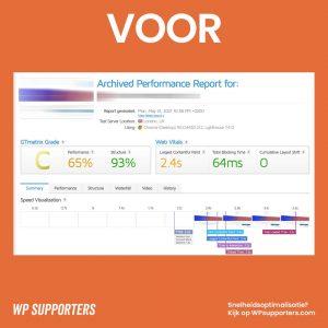 WordPress Website Sneller Maken 1